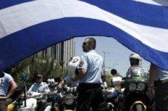polizia grecia