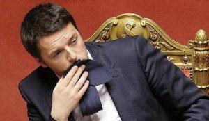 Governo Renzi chiede fiducia al Senato