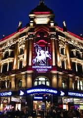 Hippodrome Casino - exterior