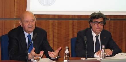 Lorenzo Cagnoni e Raffaele Curcio