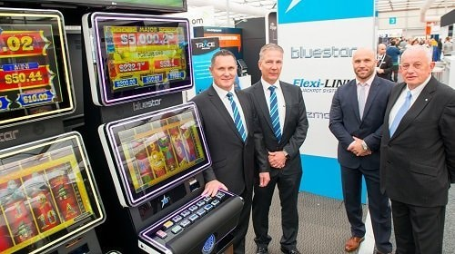 Launch of Bluestar at AGE 2016 in Sydney 2