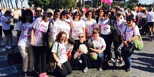 Tumori al seno, Roma: oltre 60 mila alla 'Race for the cure'