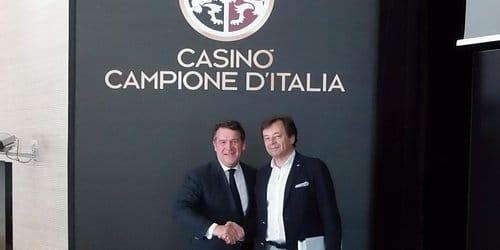 Campione d italia l allarme del sindaco salmoiraghi for Planimetrie gratuite della casa del campione