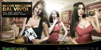 Live Betting Casino in anteprima assoluta su Microgame