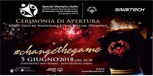 Invito_Special_Olympics_5giugno18 snaitech