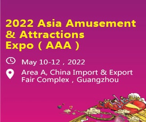 Asia Amusement&Attractions Expo 2022 @ China Import&Export Fair Complex