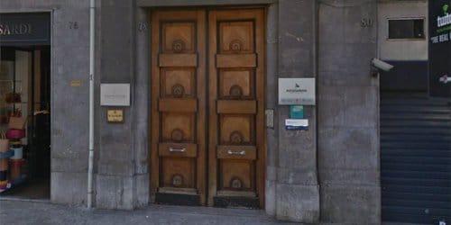 studio del Notaio Avv. Carlo Barabbino, a PALERMO, in Via Ruggero Settimo n.78