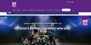 ICE Sports Betting USA @ Convocazione, 117 W 46th Street, New York NY, USA