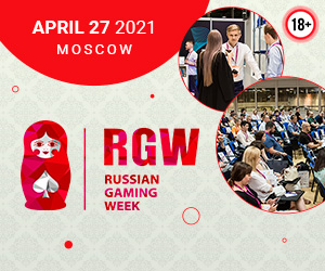 Russian Gaming Week 2021 @ Moscow