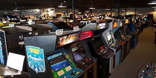 sala videogiochi