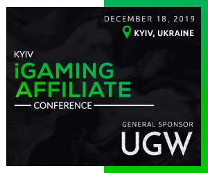 Kyiv iGaming Affiliate Conference @ Kyiv