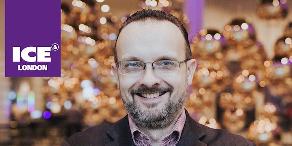 Dan Stone, Head of Marketing, ICE