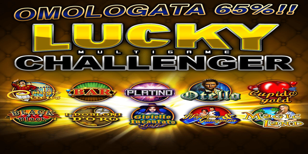 Lucky Challenger Nazionale Elettronica
