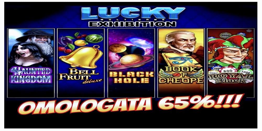Lucky Exhibition