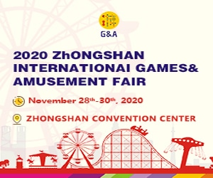 G&A @ Zhongshan International Games & Amusement Fair