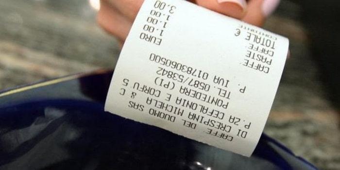 lotteria scontrino