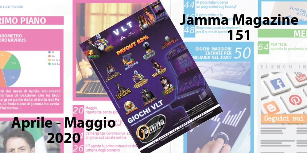 Jamma Magazine 151