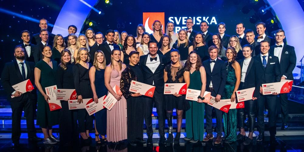 Premiazione Swenka Spel