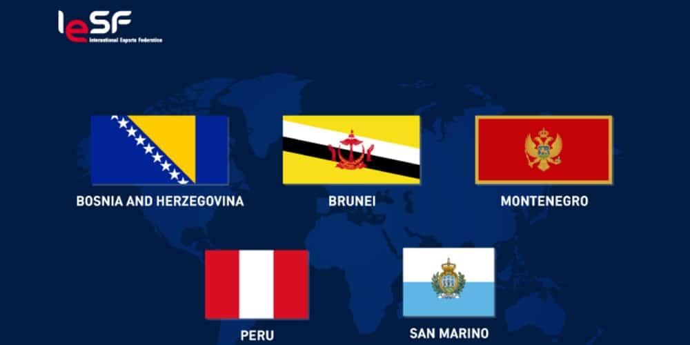 IESF San Marino