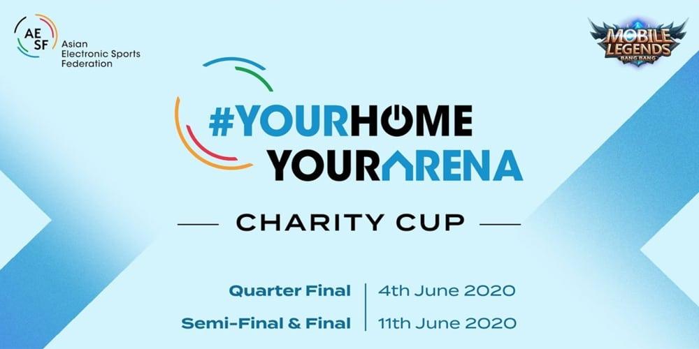 #YourHomeYourArena