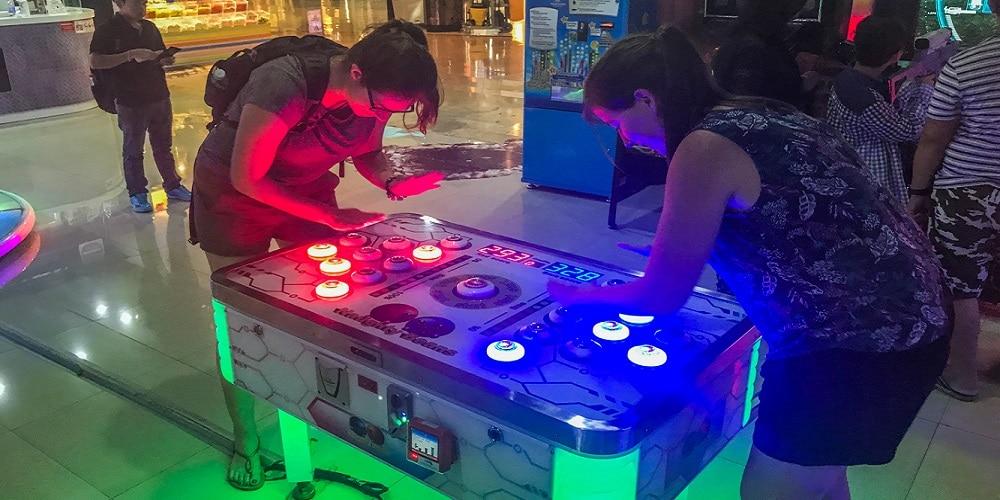 Sala giochi Arcade