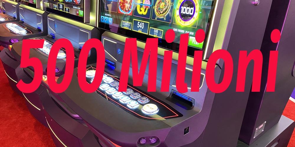 500 milioni