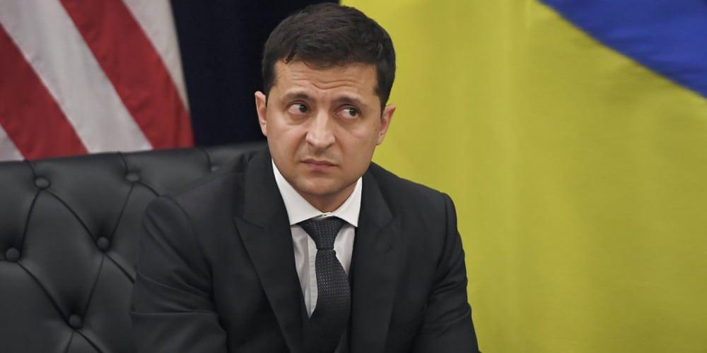presidente Zelenskyy UCRAINA