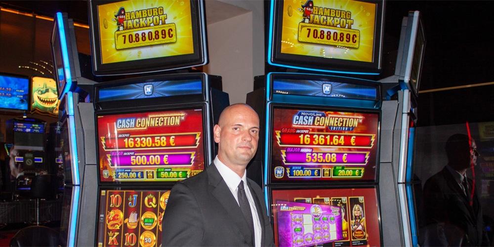 Frank Herrmann, Operations Manager Casinos Esplanade e Mundsburg