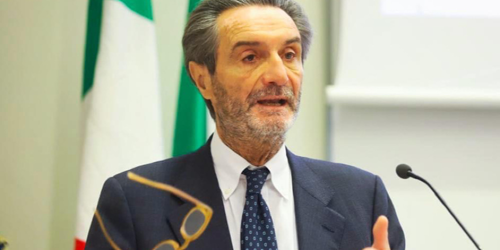 Covid, Fontana esclude lockdown in Lombardia ma oggi arriva nuova ordinanza