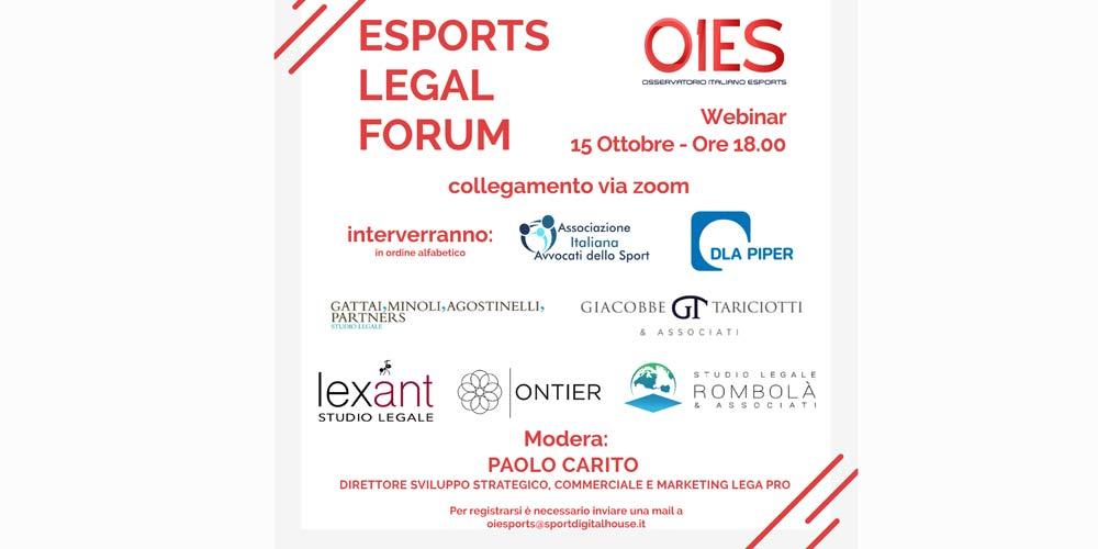 Esports-Legal-Forum