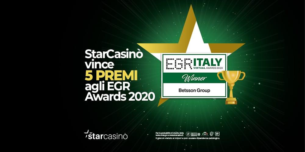 StarCasinò EGR
