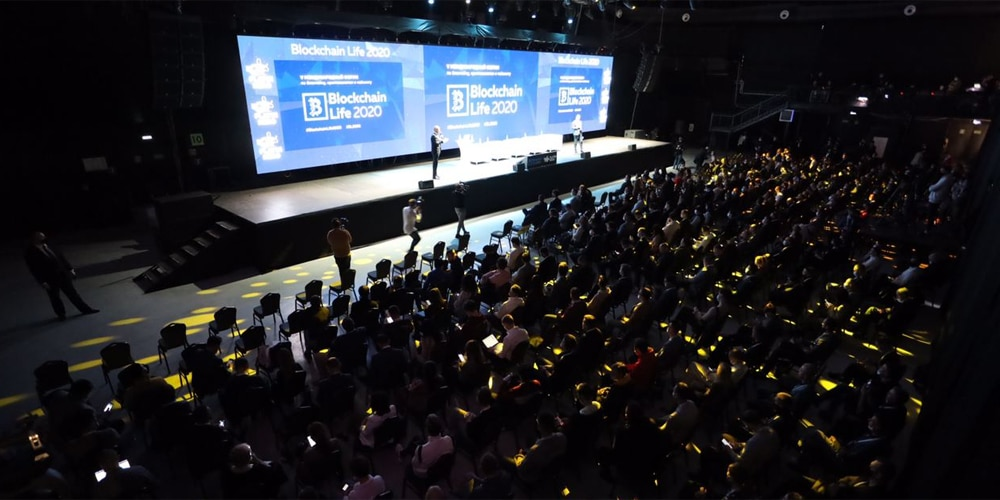 Forum Blockchain Life 2020