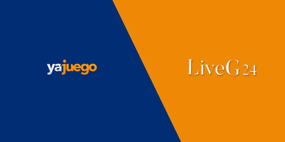 Yajuego Liveg24
