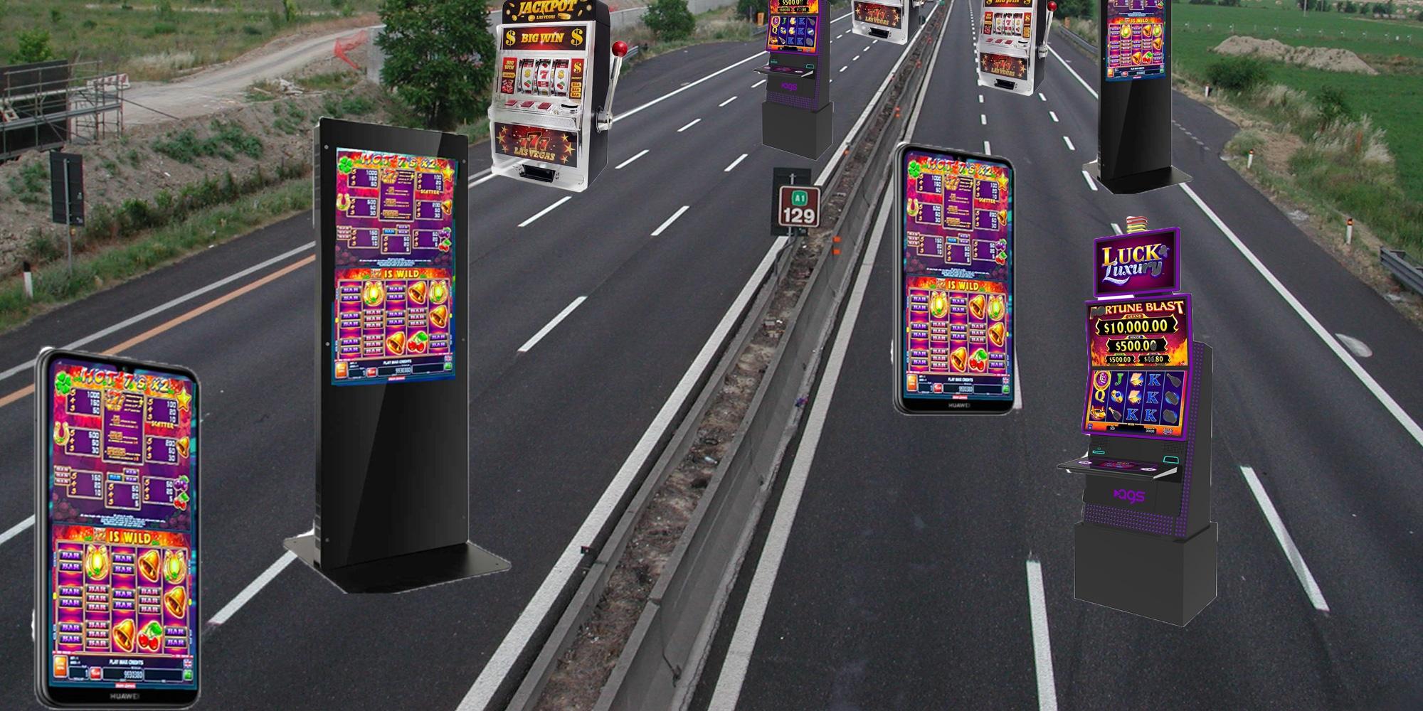 Autostrada del gioco