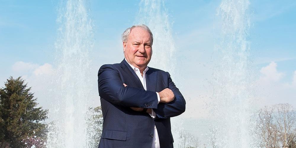 Giuseppe Ira, Presidente dell'Associazione Parchi Permanenti Italiani e di Leolandia