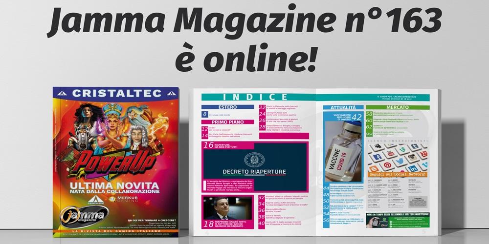 Jamma Magazine 163