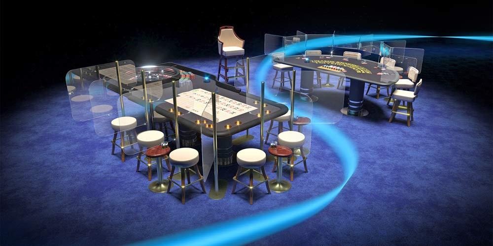 tables PLAYER HUB