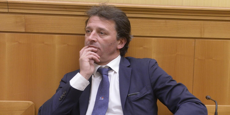 Luca Pastorino (LeU)