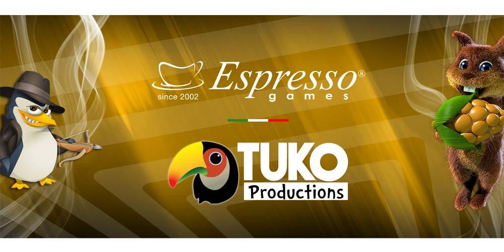 Espresso Games e Tuko production