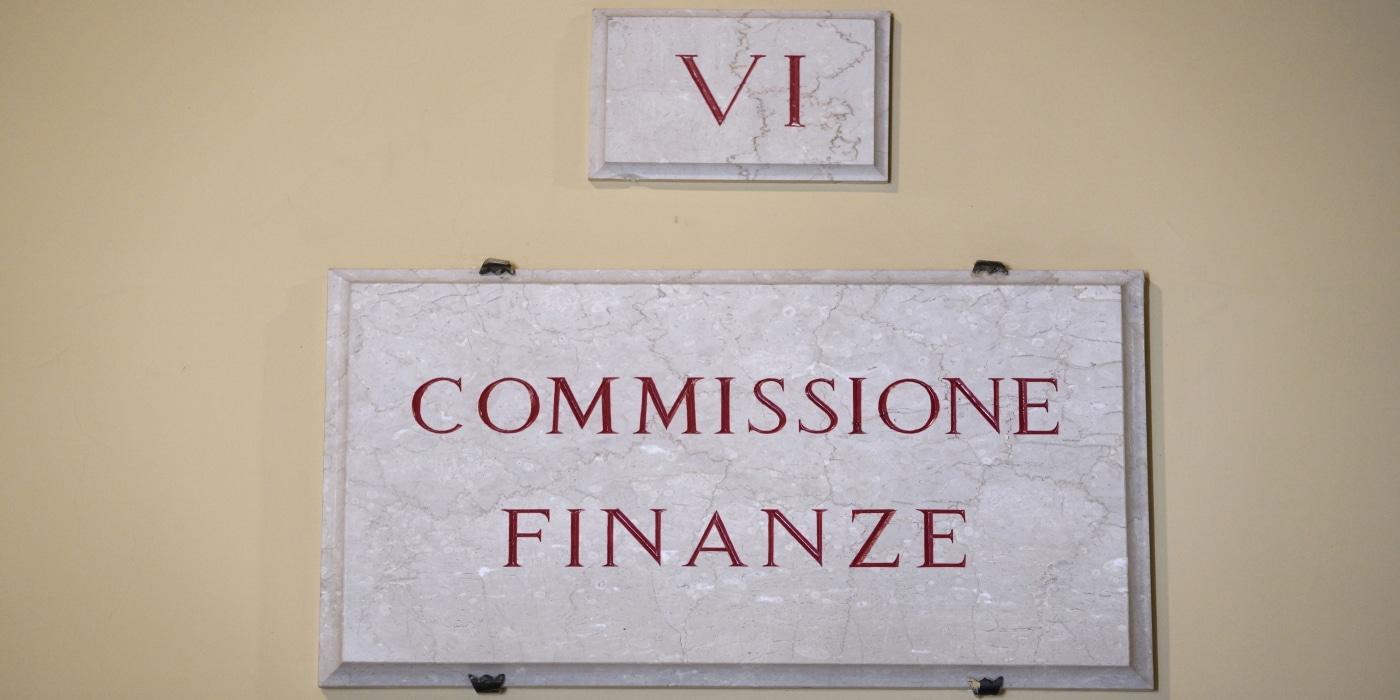 Commissione Finanze Camera